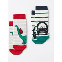 Car Dino 207322 Character Socks  Size 6M-12M