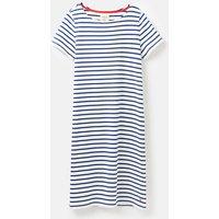 210406 Short Sleeve Long Dress