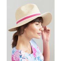Pink Band Dora Fedora Sun Hat  Size One Size