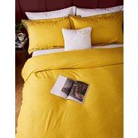 Cotton Linen Mix Duvet Cover