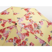 Fulton minilite Yellow Floral Ladies Umbrella