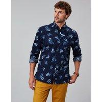 Invitation Long Sleeve Classic Fit Printed Shirt
