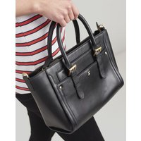 Black Hathaway Mini Leather Everyday Bag  Size One Size