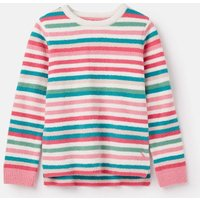 Multi Stripe Seaham Chenille Jumper 3-12 Years  Size 6Yr