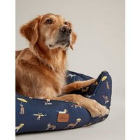 Coastal Percher Square Pet Bed