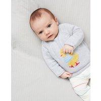 Intarsia Knit Jumper First Size-12 Months