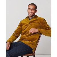 Douglas Cord Pop-Over Shirt