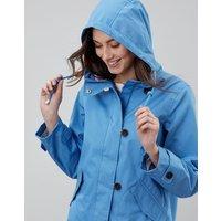 BLUE Coast Waterproof Jacket  Size 14
