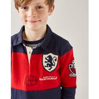 Winner Embellished Rugby Shirt 1-12 Years