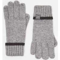 Warmdale Plain knitted gloves