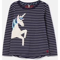Ava Applique T-Shirt 1-12 Years
