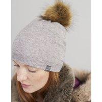 Snowday Lightweight Pop-a-pom Beanie Hat