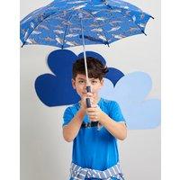 Blue Sharks Fulton Junior Blue Shark Boys Umbrella  Size One Size