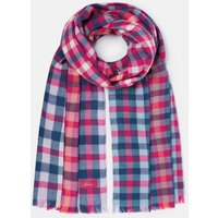 209565 Checked Scarf