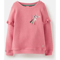 Pink Shooting Star Tiana Sweatshirt 3-12 Years  Size 6Yr