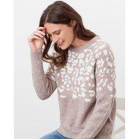 Niamh Knitted Relaxed Fit Jumper