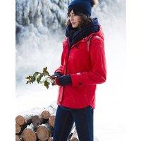 RED Coast Waterproof Jacket  Size 6