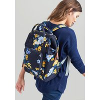 NAVY BOUQUET Coast Rucksack  Size One Size