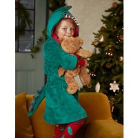 Mark Novelty Hood Dressing Gown 1-12yr