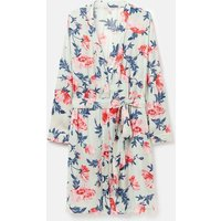 215657 Satin Dressing Gown