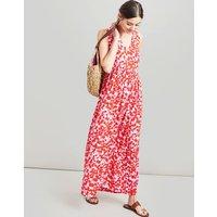 PINK PETALS Anastasia Sleeveless Maxi Dress  Size 8