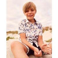 Lloyd Mini Me Short Sleeve Printed Shirt 1-12 Years