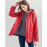RED Sailaway Short Waterproof Raincoat  Size 10