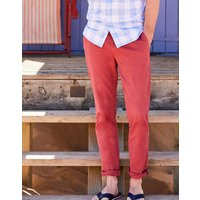 Washed Red The Laundered Chino Slim Fit Trousers  Size W38-L34