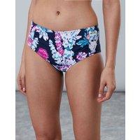 Navy Floral Rimini Tankini Shorts  Size 12