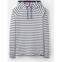 204525 Striped Semi-Fitted Sweatshirt