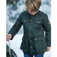 Barnham Faux Wax Jacket 3-12yr