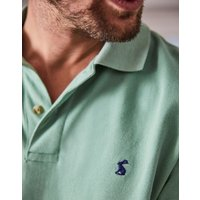 MINT GREEN Woody Classic Fit Polo  Size M