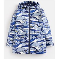 Shark Dive Stripe 203944 Waterproof Rubber Coat  Size 6Yr
