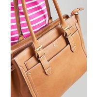 TAN Hathaway Leather Everyday Bag  Size One Size