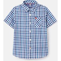 Wilson Mini Me Short Sleeve Check Shirt 1-12 Years