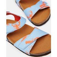 210751 Moulded Footbed Sandal