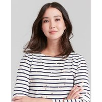 Harbour printed Jersey Top