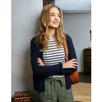 Laura Short V Neck Cardigan