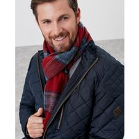 Tytherton Wool Checked Scarf