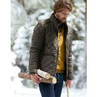 CTRYBRN Derwent Quilted Jacket  Size L