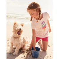 Astra Applique T-Shirt 3-12 Years