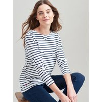 SPOT STRIPE Harbour Printed Jersey top  Size 12