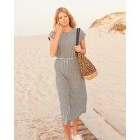 Alma Jersey Midi Dress