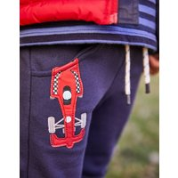 FRENCH NAVY Champion NOVELTY JOGGERS 1-6yr  Size 2yr
