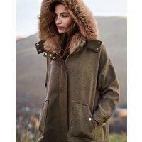 Carolyn Swing Coat