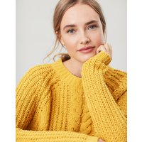 Seaford Relaxed Fit Chenille Cable Jumper