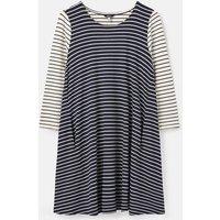 215635 Long Sleeve Jersey Swing Tunic