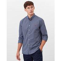 Bythe Long Sleeve Classic Fit Poplin Shirt