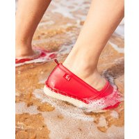 Red Ocean Flipadrilles  Size Childrens 12