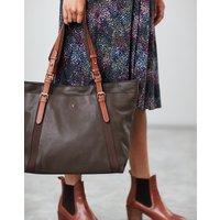 Moreton Carriage Leather Large Tote Bag